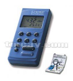 Máy đo đa chỉ tiêu Schott Handylab pH-LF 12