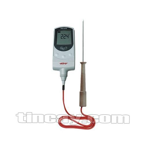 Máy đo nhiệt độ Ebro TFX 410-1+TPX400-150