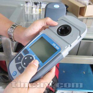 Máy quang phổ Hach DR 900 (kiểm tra máy)