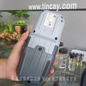 Máy quang phổ Hach DR 900 (mặt sau)