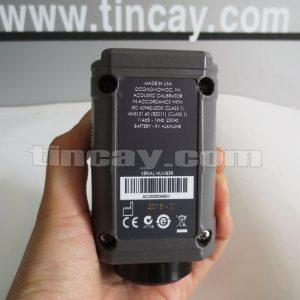 Mặt sau dụng cụ hiệu chuẩn Máy đo tiếng ồn 3M SE-402