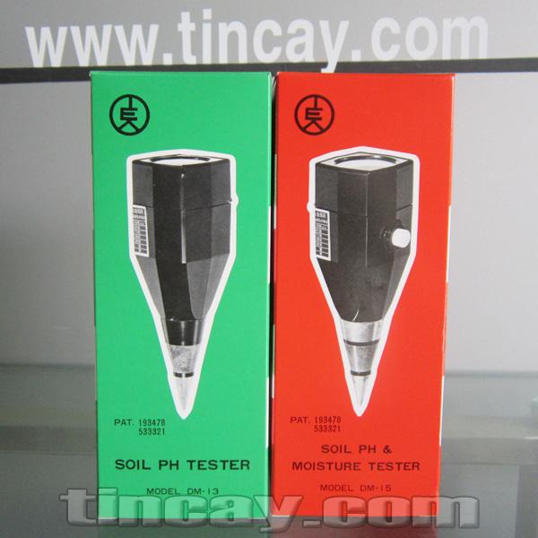 Phân biệt máy đo Takemura DM-13 và DM-15 (màu sắc)