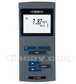 Máy đo DO cầm tay WTW Oxi 3205