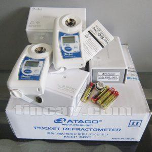 Trọn bộ khúc xạ kế Atago Pal-06S