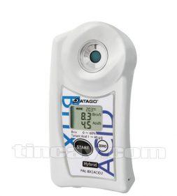 Khúc xạ kế Atago Pal-BX-ACID2