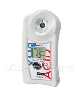 Khúc xạ kế Atago Pal-BX-ACID3