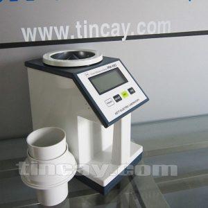 Mặt bên máy đo độ ẩm hạt KETT PM-450
