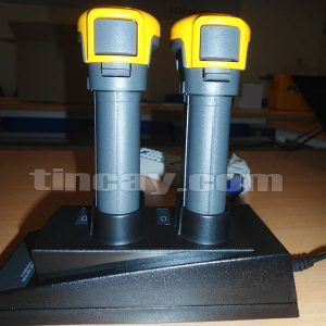 Pin và bộ sạc Camera nhiệt Fluke Ti27