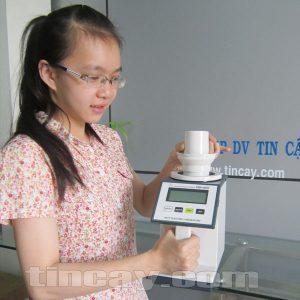 Thiết kế tiện dụng của máy đo độ ẩm hạt KETT PM-450