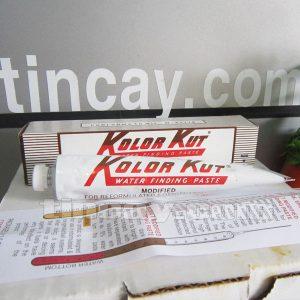 thuốc thử cồn trong xăng Kolor Kut modified