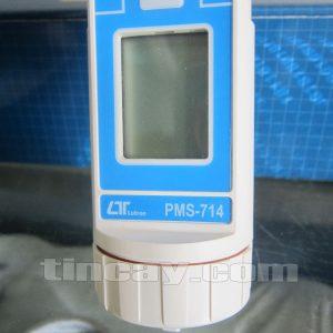 Máy đo độ ẩm đất Lutron PMS-714 (màn hình máy đo)