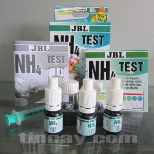 Test NH4 JBL (trọn bộ)