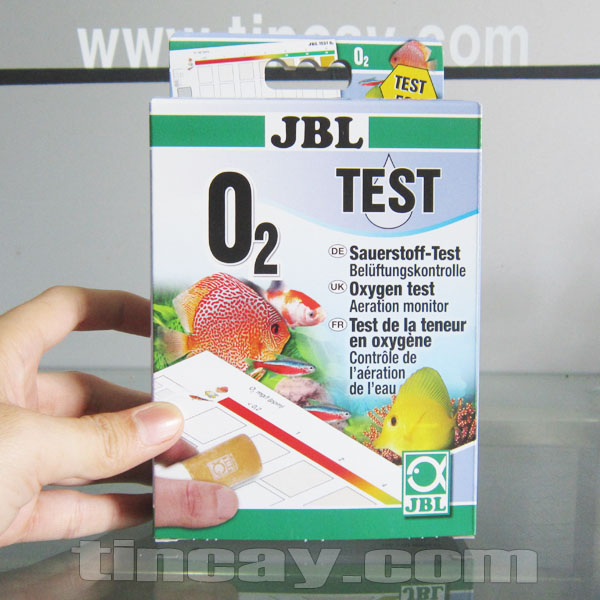 Test O2 JBL