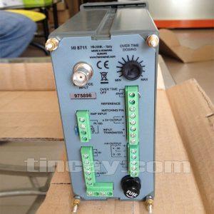 mặt sau máy đo pH online Hanna HI 8711