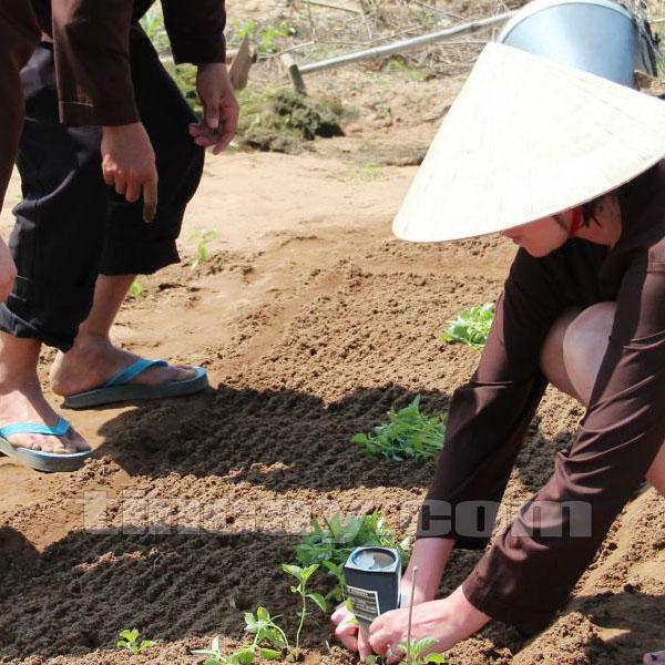 Máy đo pH đất Takemura DM15 (đồng hành cùng nhà nông)