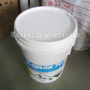 Nắp thùng Chlorine (Clorin) Hi Chlon 70