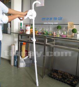 Bơm tay hóa chất CH8016