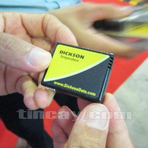 Nhiệt kế tự ghi Dickson TK550