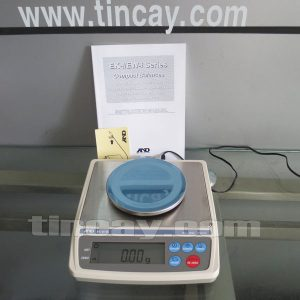 Trọn bộ Cân kỹ thuật A&D EK-610i