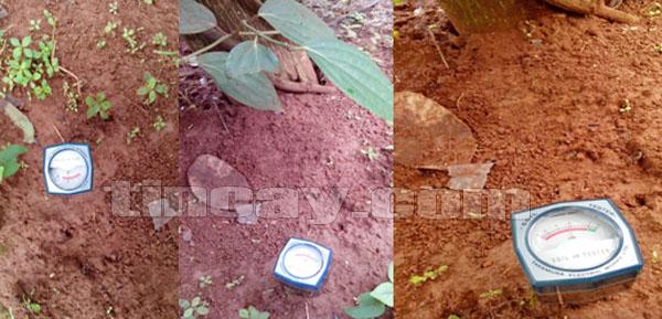 Kiểm tra ph đất bằng máy đo Takemura