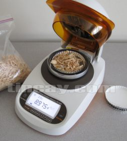 Máy đo độ ẩm bằng hồng ngoại KETT FD660
