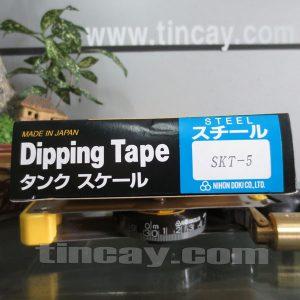 trọn bộ thước đo dầu Nihon Doki SKT-5