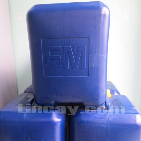 thùng đựng vi sinh EM gốc