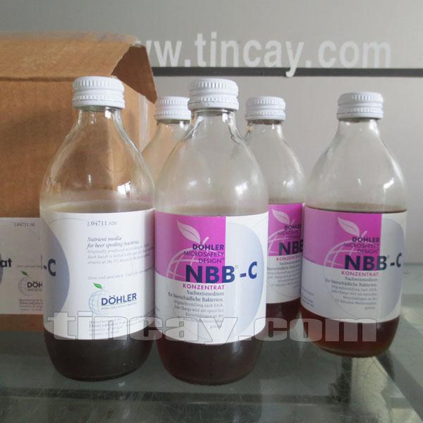 môi trường nuôi vi sinh Dohler NBB C