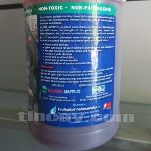 vi sinh xử lý nước thải Microbelift IND USA