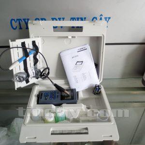 bộ vali đựng Máy đo pH WTW 3310