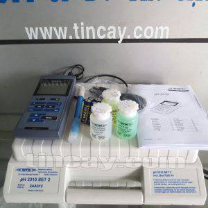 trọn bộ Máy đo pH WTW 3310