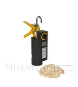 Máy đo độ ẩm mùn cưa cỏ khô rơm Exotek MC-600SDA