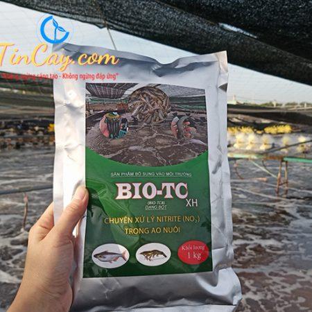 vi sinh xử lý khí độc NO2 bio-tc3