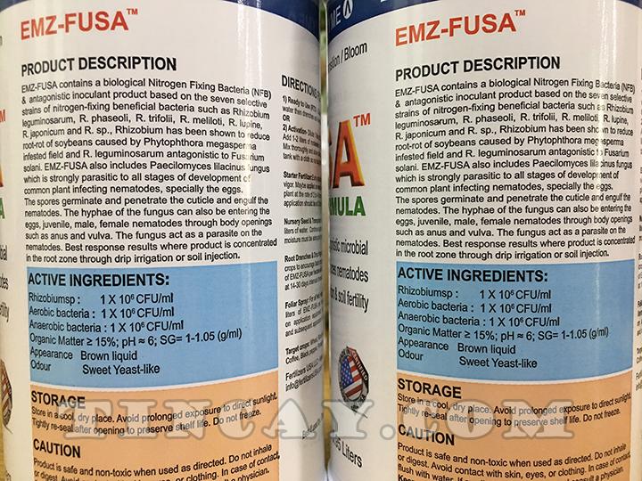 thành phần EMZ-Fusa