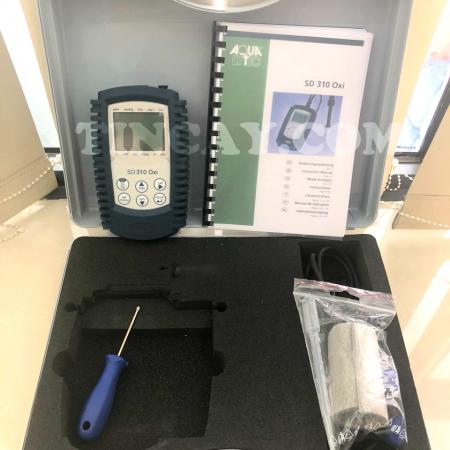 máy đo oxy hòa tan SD310