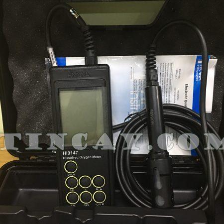 Máy đo DO/Nhiệt độ HI9147-04