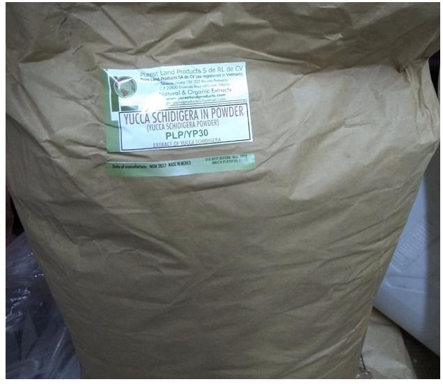 sản phẩm chiết xuất từ yucca
