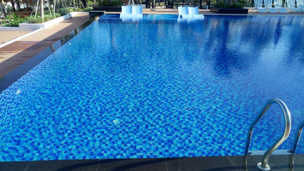 hóa chất hồ bơi