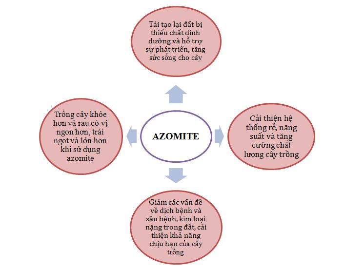 Bột khoáng Azomite