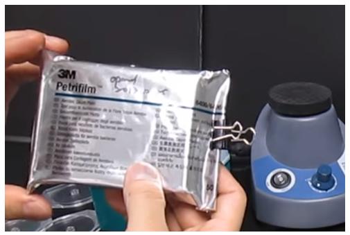 Cách bảo quản đĩa Petrifilm