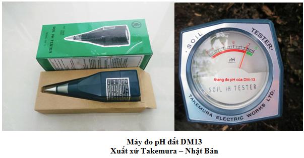 combo Máy DM13 và HI98331