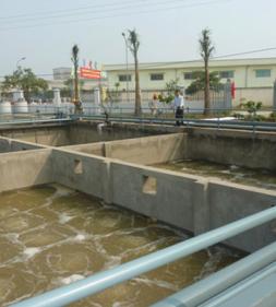 xử lý nước thải hiếu khí