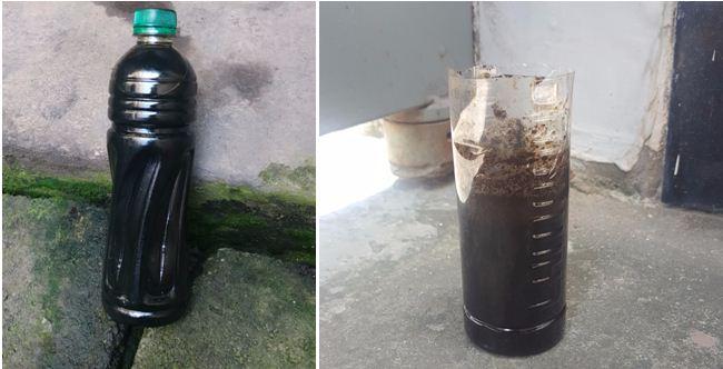 chất độc môi trường - nước thải kim loại nặng
