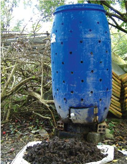 ủ compost giúp cải thiện môi trường