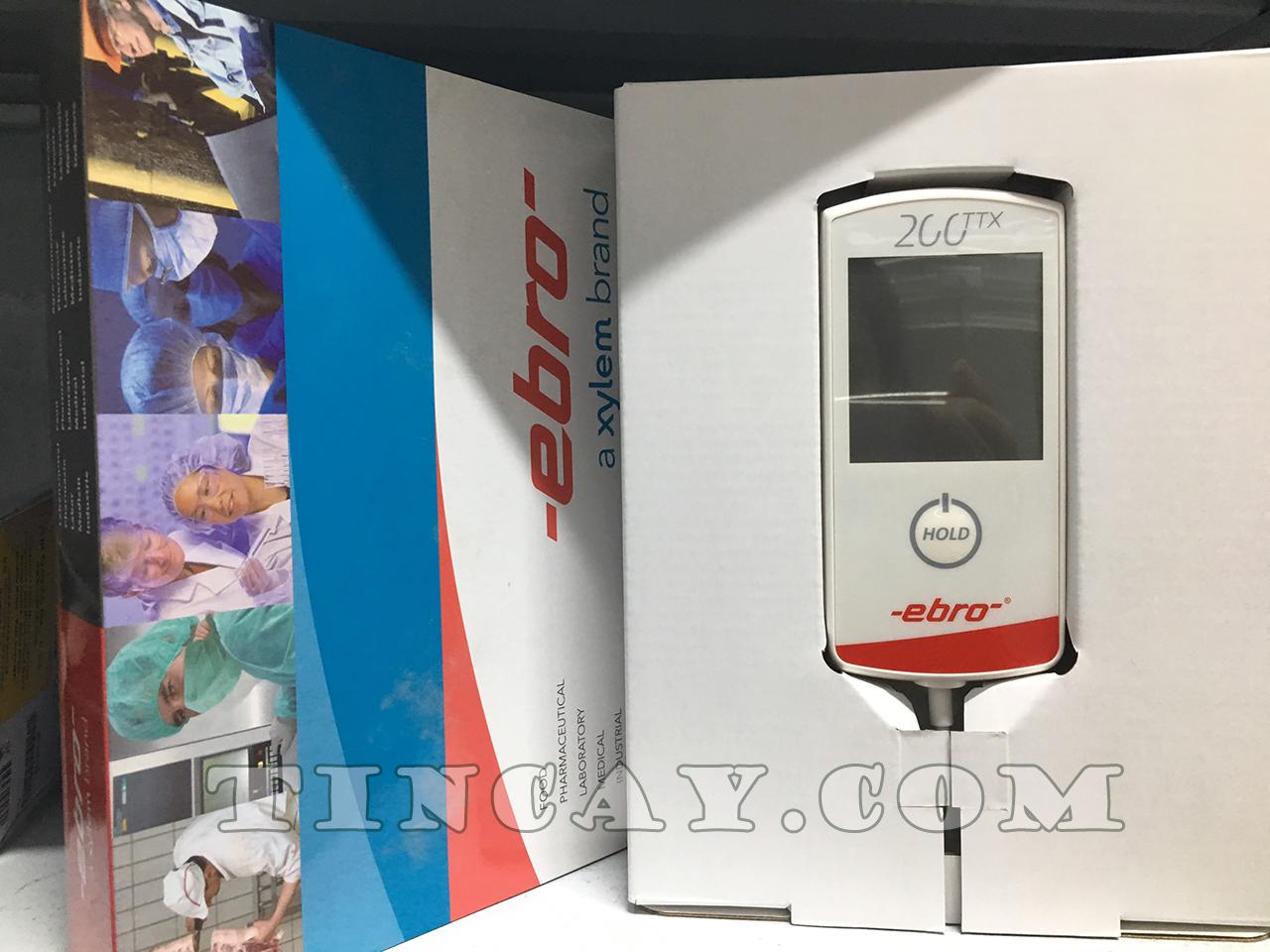 Máy đo nhiệt độ TTX200 điện tử
