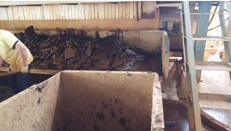 xử lý bùn