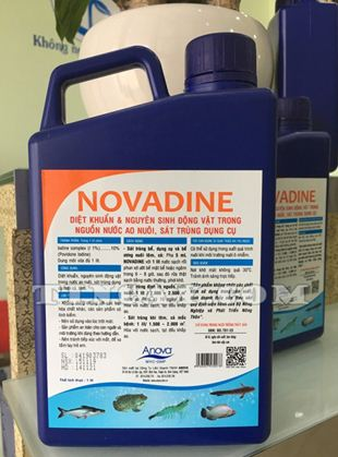 diệt khuẩn Novadine