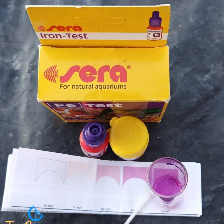 Test Fe Sera - Kiểm tra nhanh sắt