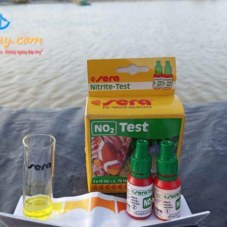 Test NO2 Sera - Kiểm tra nhanh NO2 trong nước