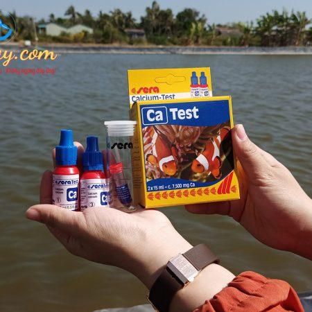 Test Ca Sera - Kiểm tra nhanh Canxi trong nước